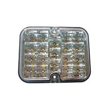 Ryggelykt JS TrailerParts LED 100x80x30mm